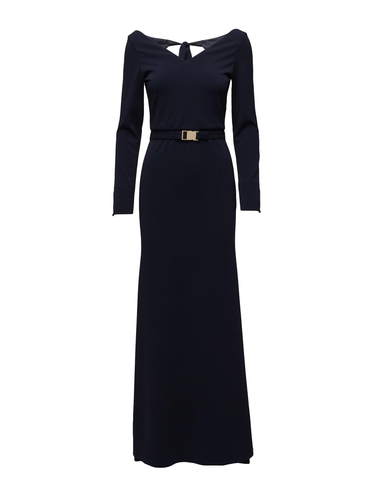 Joline Zetterberg Couture Maxi Kjoler til Kvinder i indigo