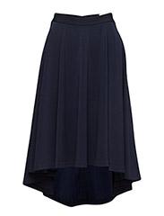 Hilma skirt short - INDIGO