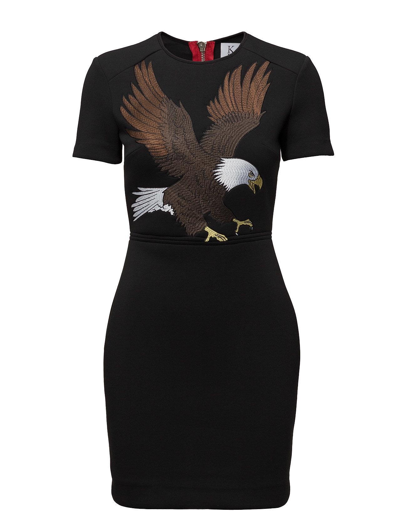 zoe karssen – Fitted short sleeve dress på boozt.com dk