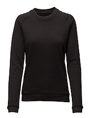 LOOSE FIT SWEATER - PIRATE BLACK
